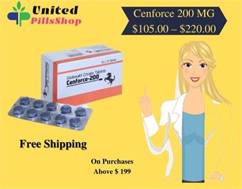 Is Cenforce 200 Tablets Effective in Erectile Dysfunction?