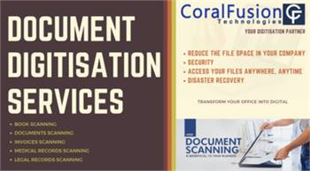 Document Scanning Services Chennai