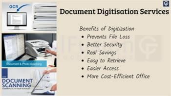 Document Digitisation Services