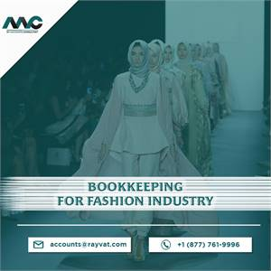 QuickBooks Certified Accounting for Fashion Model