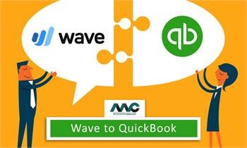 Save upto 65% on Wave to QuickBooks Conversion