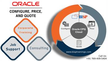 Oracle CPQ Cloud Training and Certification