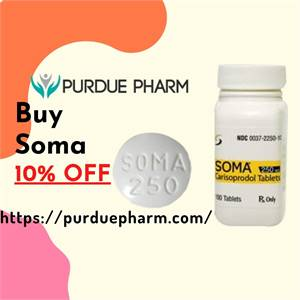 Buy Soma Online-Purdue Pharm