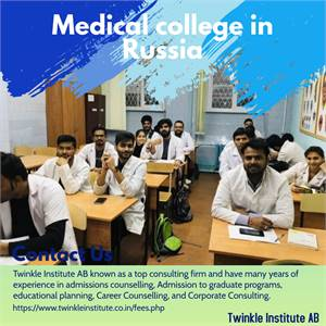 MBBS Admission In Russia 2021 Twinkle InstituteAB