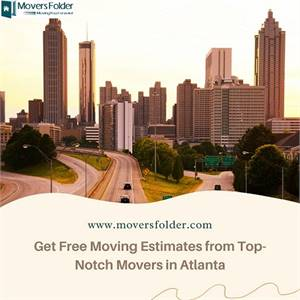 Get Free Moving Estimates from Top-Notch Movers in Atlanta