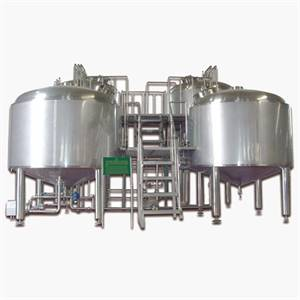 Factory for High Quality 40bbl Brewery Brewhouse Supplier Exporter and Distributor