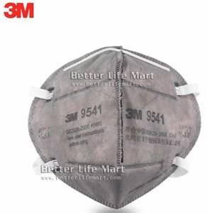 3M 9541 KN95 particulate respirator Activated Carbon face mask, 25pcs/box, big sale