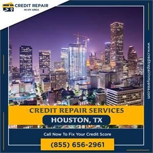 Instant Fix bad Credit Score in Houston, TX