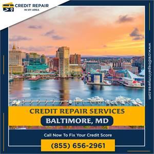Top Credit Repair Company in Baltimore, MD