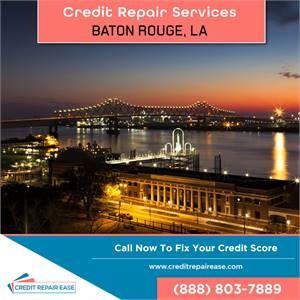 Credit Repair in Baton rouge, LA