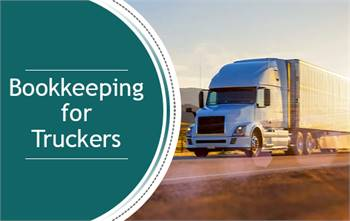 QuickBooks Certified Bookkeeping Services for Truckers