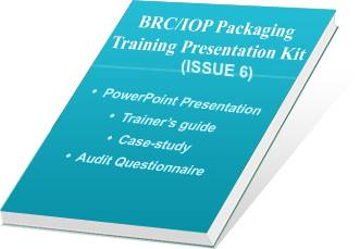 BRC Packaging Training - PPT Presentation Kit