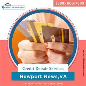 Most aggressive credit repair company in Newport News