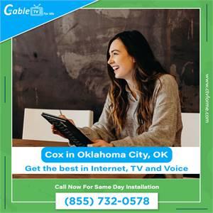 Cox High Speed Internet in Oklahoma City, OK