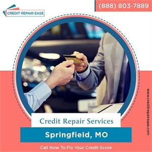 Need to Fix your Credit in Springfield? We can do it for You!