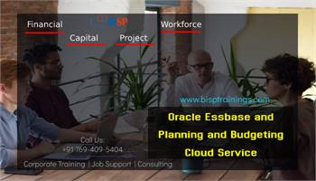 Oracle Essbase and Planning and Budgeting Cloud Service Training