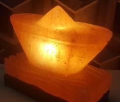 Himalayan Crafted Salt Lamps - Al Fajar Enterprises