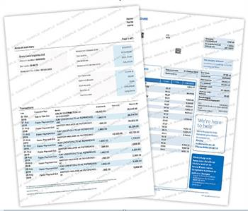 Buy Real Bank Statements Online