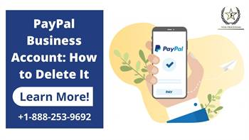 PayPal Business Account: How to Delete It