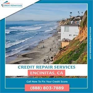 Rebuild your Credit Score in Encinitas