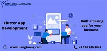 Flutter app development company - LiangTuang Technologies