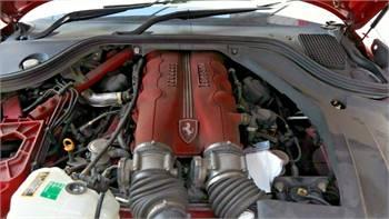 Ferrari California 4.3L 2011 V8 Long Block Engine