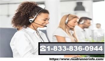 Roadrunner Support Number 1-833-836-0944 | Roadrunner Toll Free Number