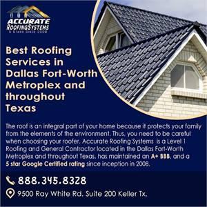 Best Roofing Contractor in Dallas TX