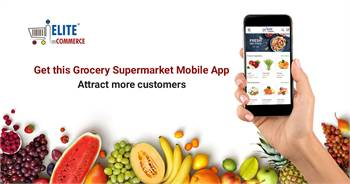 Grocery Delivery App Development | Grocery Mobile App