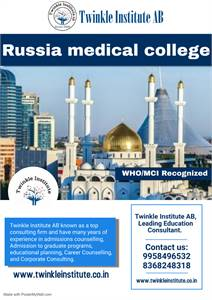 study MBBS in russia