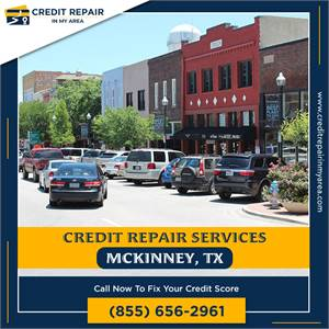 7 Ways to Boost Your Credit Score in McKinney, TX