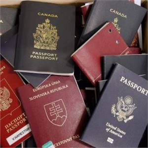 Buy Real and Counterfeit Passports Online