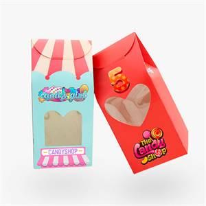 Get Custom Candy Packaging for branding