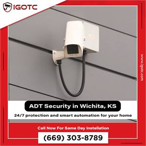 Get Home security in Wichita, KS professionals you can trust