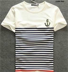 Half Sleeve Cotton T-shirt for Men - OB362