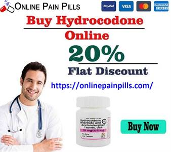 Buy Hydrocodone online by credit card - onlinepainpills.com