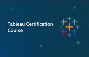 Tableau Certification Training Course in Bangalore   DeepNeuron