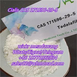 popular product of Tadalafil and Sildenafil cas 171596-29-5 powder