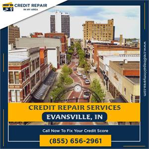 Get Your Free Copy of Your Credit Report Today in Evansville, IN