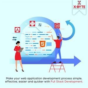 Top Full Stack Development Company in Arlington,  USA   X-Byte Enterprise Solutions