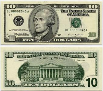 Buy Counterfeit $10 Bills Online