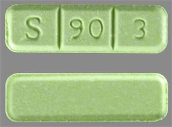 S903 Xanax 2mg