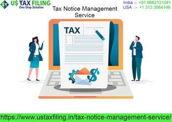 Tax Notice Management Service