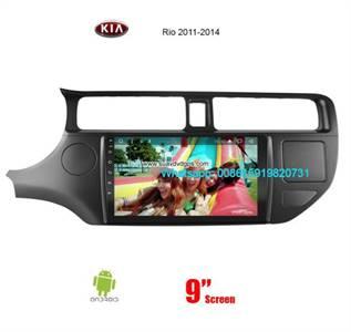 Kia Rio Audio Radio Car Android WiFi GPS Camera Navigation