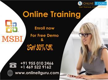 Msbi Online Training Hyderabad