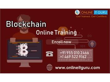 Blockchain Online Training Hyderabad | Blockchain  Online Course | OnlineITguru