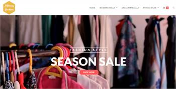 Shivaay Creations | Womens clothing store in Najafgarh
