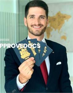 Buy High quality Passports from Approved documents