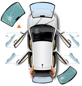 Auto Glass Repair in Katy, Cypress, Tomball