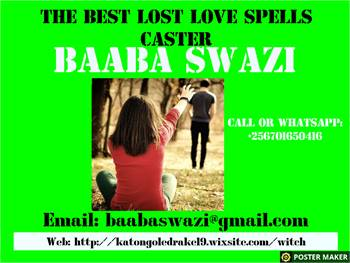 The most powerful traditional healer